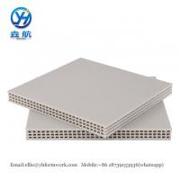 China PP hollow plastic formwork for fundation concrete building materials system |building panel|Plastic Formwork Price on sale