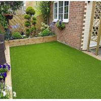 China Lower Prices Garden Lawn Landscaping Synthetic Outdoor Turf Carpet Grass on sale