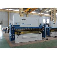 Touch Screen Control CNC Press Brake Machine6 Axis 220T 4000MM Siemens Motor Power Manufactures