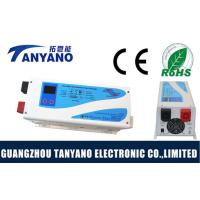 China 2000W Pure Sine Wave Power Supply Inverter with Charger UPS LCD low frequency on sale