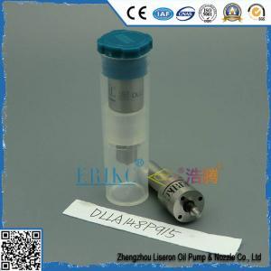 Komatsu ERIKC DLLA148P915 Denso spare parts injection nozzle 093400-9150 CR diesel dispenser nozzle DLLA 148 P 915 Manufactures