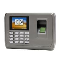 Buy cheap ISO9001 Certified 2.8 inch TFT  Time Attendance Equipment Support Different Language from wholesalers