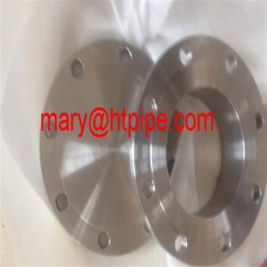 ASTM A182 F53 duplex steel blind flange ASME B16.47 Manufactures