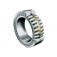10 - 1000 Mm Spherical Double Row Roller Bearing With Brass / Steel / Nylon Cage Manufactures