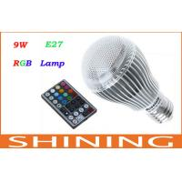 9W 1000Lm E27 LED Light Bulbs No Flashing For Showroom Lighting Manufactures