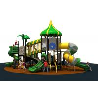 Lldpe Plastic Outdoor Playground Equipment Children For School Manufactures