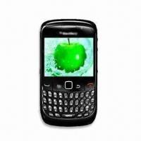 Unlocked Original GSM Quad Band Curve 8520 Cell Phone with Full QWERTY Keyboard Manufactures