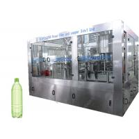 China Easy Operation Carbonated Beverage Bottling Equipment 11.2kw 24000bph Capacity on sale