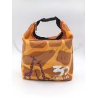 Small Double Color Custom Insulated Bags To Keep Food Frozen 420D Polyester Manufactures