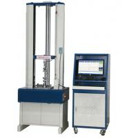 Computer Controlled Elongation Tensile Test , High Accuracy Rubber Tensile Test Manufactures