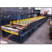 Buy cheap Met Coppo Step Tile Roofing Sheet Metal Rolling Equipment 380V / 415V from wholesalers