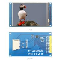 8/16 Bit Module LCD Driver Board ST7796S 320x480 Parallel Interface Support SD Card Manufactures