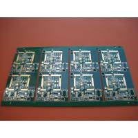 Medical Equipment FR4 Rigid PCB Board , Hard Gold PCB Boards with Green Mask Solder 8 Layer Manufactures