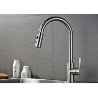ROVATE 2 Way Pull Down Kitchen Basin Faucet 360 Degree Rotation CE Approved Manufactures