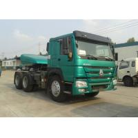 290HP Diesel Engine HOWO Prime Mover , 40 - 50T Payload Reliable Prime Movers Manufactures