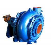 Single Casing Sand Dredging Pump / Dredge Pump Parts OEM / ODM Available Manufactures