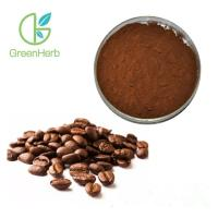 China Weight Loss Cocoa Extract Powder Theobromine 10% 20% Dark Brown Color on sale