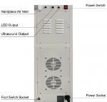 Highly Effective Oxygen Jet Peel Machine Skin Beauty Machine With Ozone Output