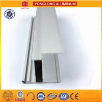 Dirt - Proof Anodized Aluminum Profiles High Hardness Easily Clean Manufactures