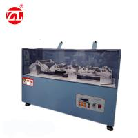 90° EN ISO 20344 Bending Whole Leather Shoes Sole Flexing Resistance Testing Machine Manufactures