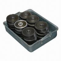 Buy cheap Gears, Made of Carbon Steel, OEM Orders are Welcome from wholesalers
