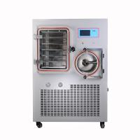 China Durable Vacuum Lyophilizer Drying Freeze Dried Fruit Machine With High Effency on sale