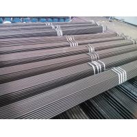 Flat Rectangular Stainless Steel Welded Tube Grade 1.4301 Longitudinally Welded Manufactures