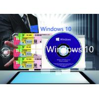 Genuine Windows 10 Product Key X20 Online Activate Multi Language COA Sticker Manufactures