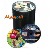 700MB 120mm Diameter Grade A Quality CD Replication Service With Printing And Packing Manufactures