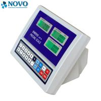 Rechargeable Electronic Weight Indicator Weight Back Up Function NOVO Manufactures