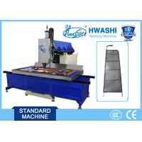 Automatic Kitchen Rack Wire Mesh Seam Welding Machine / Wire Rack Welding Machine Manufactures