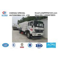 Factory sale good price SINO TRUK STEYR road sweeping vehicle for sale, road cleaning vehicle for sale, street sweeper Manufactures