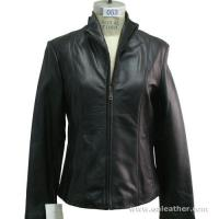 Buy cheap Ladies' Leather Garment (053) from wholesalers