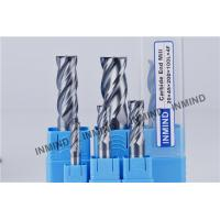 AlTiN Coating , 18*45*100L*4F , Dia 18mm , Square solid carbide cutting tools 2 Flute 4 Flute , milling cutter Manufactures