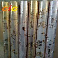 Waterproof Fire - Resistant PVC Transparent Film For Furniture / Shoes Manufactures