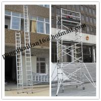 Straight Aluminium ladder&Step ladder,Aluminium Alloy ladder Manufactures