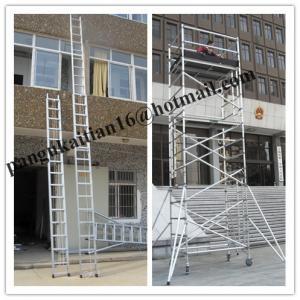 Straight Aluminium ladder&Step ladder,Aluminium Alloy ladder Manufactures