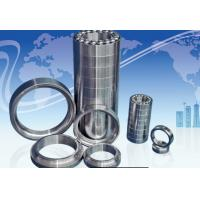 Mud Lubrication Non Standard Bearings 55SiMoVA 8620 Material For Oil Drilling Motor Manufactures