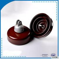 Professional electric XHP-80C overhead power oem electric disc insulator Manufactures