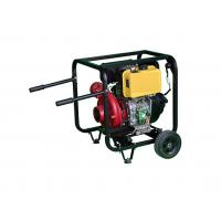 Centrifugal Diesel Powered Irrigation Water Pumps 7.5 HP 4 Inch TW186 WP40H Manufactures