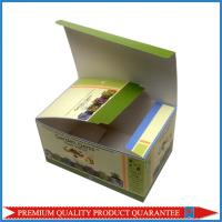 custom artwork printing color paper box for medicine package shiny glossy Manufactures