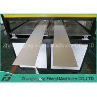 80-150kg/H Capacity Wpc Board Making Machine , Wpc Foam Board Production Line Manufactures