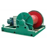 Cargo material lifting electric motor engin wire rope pulling steel electric winch Manufactures