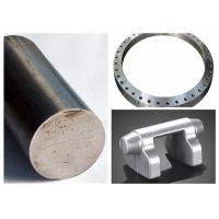 Durable 6070 T6 Aluminium Forged Products For Railway Vehicle Material Manufactures