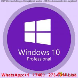 DIY Computer Windows 10 Pro Kms Key / Windows 10 Pro 64 Bit Activation Key Manufactures