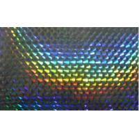 Quality Hologram Spangle Film With Glue for sale