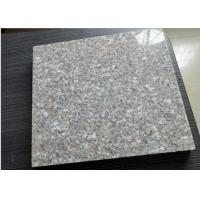 G617 Natural Stone heshan Red Almond Cream polished granite paving stone tiles slabs Manufactures