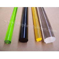 Colored Acrylic Rod and Pole Manufactures