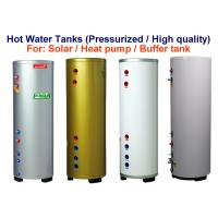 China Multipurpose Insulated Hot Water Storage Tank , Home Hot Water Tank on sale