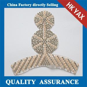 hotfix rhinestone patches, hot fix rhinestone patches, china rhinestone patch,wholesale iron on rhinestone appliques Manufactures